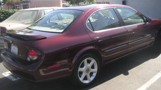 2000 Nissan Maxima SE Offered By GQ Auto Services. Please Call (310)  773 3088 For More Information, Or Visit Our Website By Clicking The Link  Below.